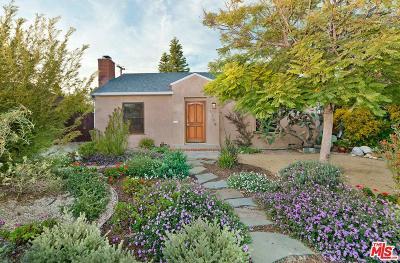 Santa Monica CA Single Family Home For Sale: $1,795,000