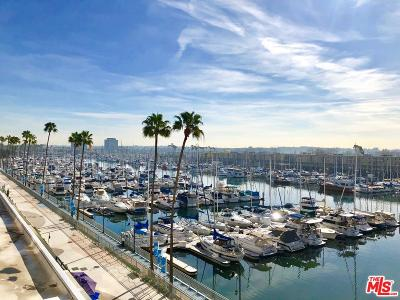 Marina Del Rey Condo/Townhouse For Sale: 4267 Marina City Dr. #112