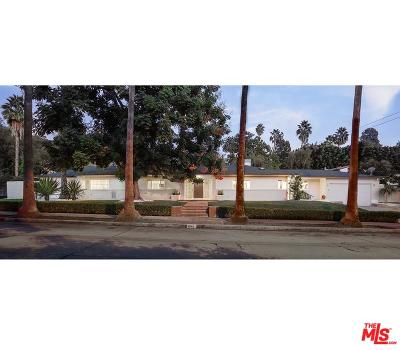 Los Angeles County Single Family Home For Sale: 2140 Canyon Drive