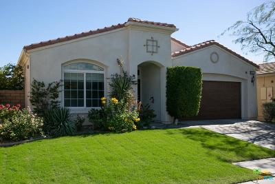 Palm Springs Single Family Home For Sale: 3504 Cliffrose Trails