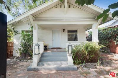 Los Angeles County Single Family Home For Sale: 1003 Hancock Avenue