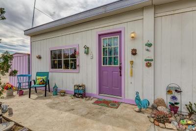 Desert Hot Springs Single Family Home For Sale: 19275 Prospect Street