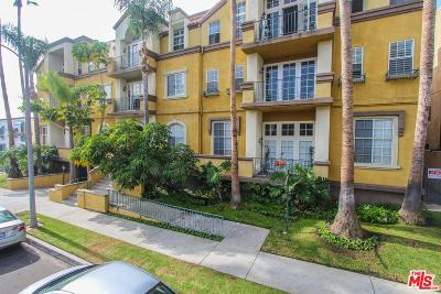Los Angeles County Condo/Townhouse For Sale: 1225 Armacost Avenue #103