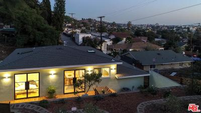 Los Angeles Single Family Home For Sale: 3003 Future Place