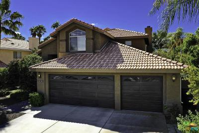 Cathedral City Single Family Home For Sale: 68585 Los Gatos Road