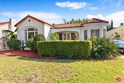 Beverly Hills Single Family Home For Sale: 226 North Wetherly Drive