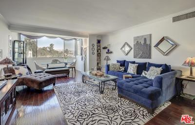 Los Angeles Condo/Townhouse For Sale: 969 Hilgard Avenue #802