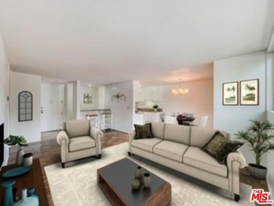Culver City CA Condo/Townhouse For Sale: $559,000