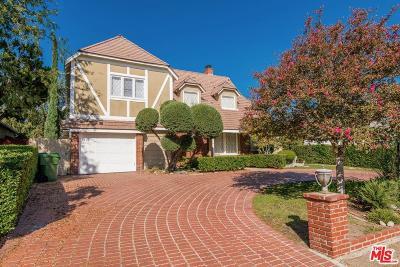 Toluca Lake Single Family Home For Sale: 4919 Ledge Avenue