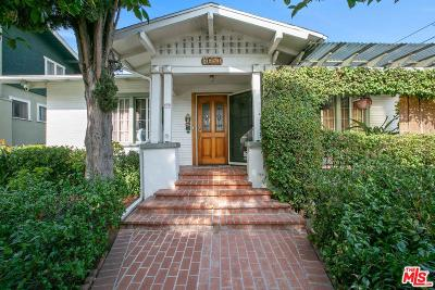 Single Family Home For Sale: 4057 West 8th Street