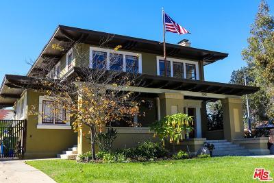 Single Family Home For Sale: 5301 Brynhurst Avenue