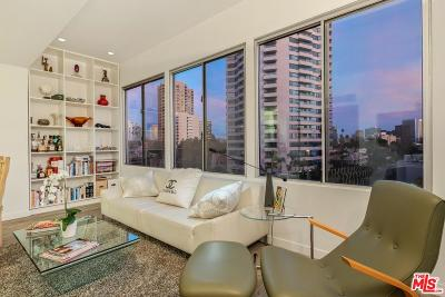 Los Angeles Condo/Townhouse For Sale: 10501 Wilshire #708