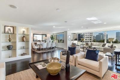 Los Angeles County Condo/Townhouse For Sale: 875 Comstock Avenue #6D