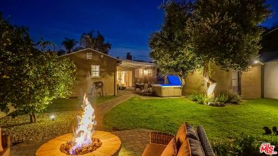 Studio City Single Family Home Sold: 4553 Kraft Avenue