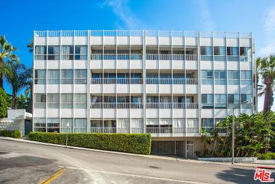 West Hollywood Condo/Townhouse For Sale: 1400 North Sweetzer Avenue #404