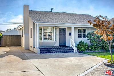 Single Family Home For Sale: 6526 West 84th Street