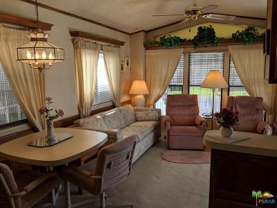 Cathedral City North (335), Cathedral City South (336) Mobile Home For Sale: 69801 Ramon Road #21