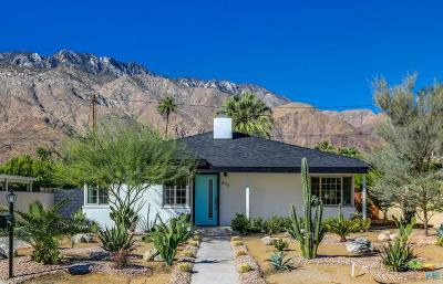Palm Springs Single Family Home For Sale: 677 North Calle Marcus
