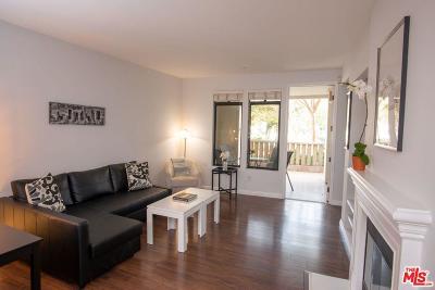 Playa Del Rey, Playa Vista Condo/Townhouse For Sale: 5625 Crescent #136