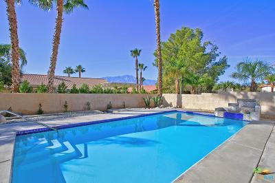 Desert Hot Springs Single Family Home For Sale: 64951 Egan Court