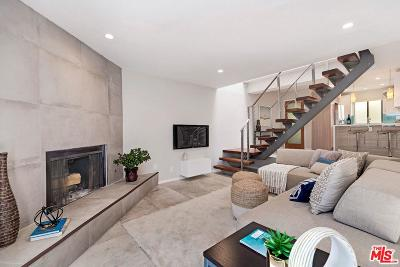 Santa Monica Condo/Townhouse For Sale: 1241 Euclid Street #D