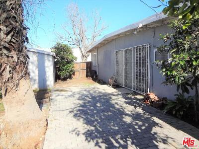 San Fernando Single Family Home For Sale: 11709 Herrick Avenue