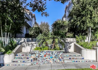 Burbank Condo/Townhouse For Sale: 731 East Olive Avenue