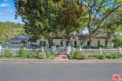 Pacific Palisades Single Family Home For Sale: 716 Greentree Road