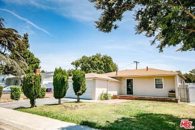 Long Beach Single Family Home For Sale: 3848 Marwick Avenue