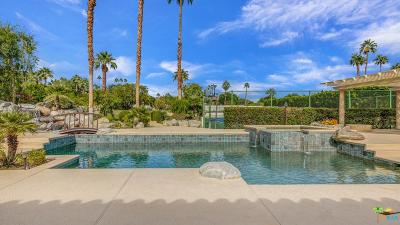 Palm Springs Single Family Home For Sale: 594 West Stevens Road