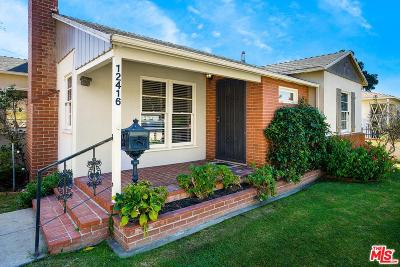 Single Family Home For Sale: 12416 Mitchell Avenue