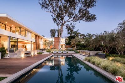 Pacific Palisades Single Family Home For Sale: 1143 Ravoli Drive