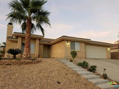 Desert Hot Springs Single Family Home For Sale: 67980 Ava Court
