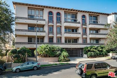 Los Angeles County Condo/Townhouse For Sale: 1833 Fairburn Avenue #305