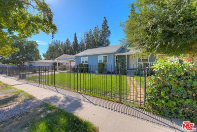 Single Family Home For Sale: 10861 Orion Avenue