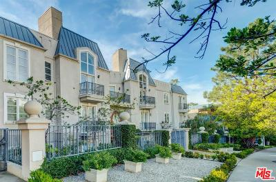 Pacific Palisades Condo/Townhouse For Sale: 15510 West Sunset #102