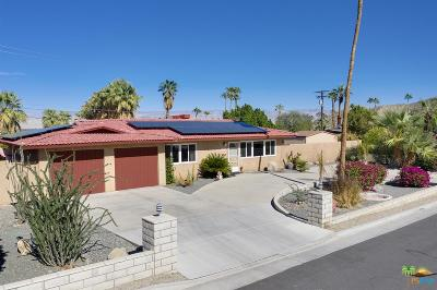 Cathedral City Single Family Home For Sale: 68596 Terrace Road