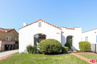 Los Angeles County Residential Income For Sale: 705 Brooks Avenue