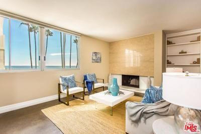 Pacific Palisades Condo/Townhouse For Sale: 17366 West Sunset Boulevard #201