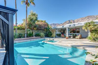 Palm Springs Single Family Home For Sale: 1006 Andreas Palms Drive