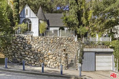 Los Angeles County Single Family Home For Sale: 8563 Lookout Mountain Avenue