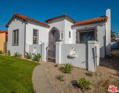 Single Family Home For Sale: 1552 South Point View Street