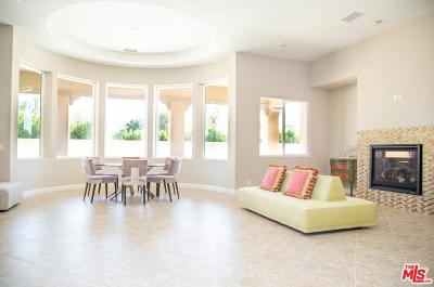 Rancho Mirage Single Family Home For Sale: 7 Alicante Circle