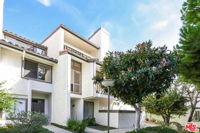 Pacific Palisades Condo/Townhouse For Sale: 1714 Palisades Drive