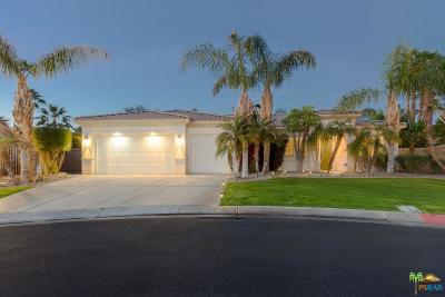 Indio Single Family Home For Sale: 48570 Vienna Court