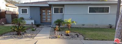 Inglewood Single Family Home For Sale: 2618 Hudspeth Street