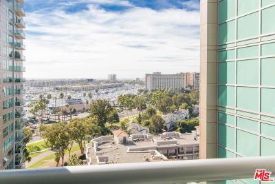 Los Angeles County Condo/Townhouse For Sale: 13700 Marina Pointe Drive #1214