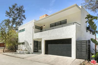 Single Family Home For Sale: 1827 Fanning Street