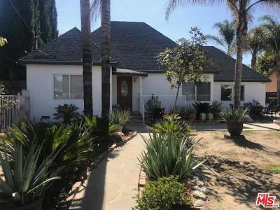 Reseda Single Family Home For Sale: 19016 Arminta Street