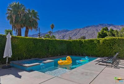 Palm Springs Single Family Home Active Under Contract: 522 North Calle Marcus